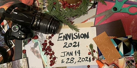Envision 2021: Intuitive Connection for the New Year tickets