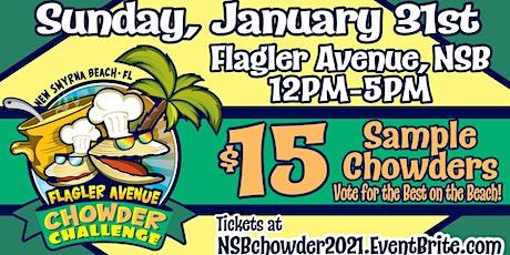 Flagler Avenue Chowder Challenge tickets