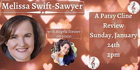 Angela and Friends Concert Series: Melissa Swift-Sawyer tickets