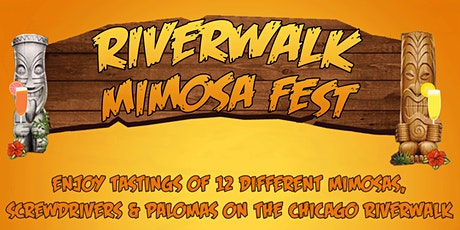 Riverwalk Mimosa Fest - Socially Distanced Tastings tickets
