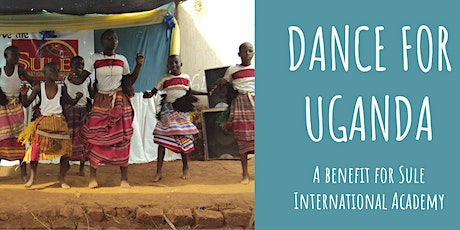 Dance for Uganda tickets