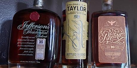 Bourbon and Bites #2: An Orphan, a Secret and a Tornado tickets
