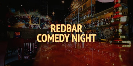 Redbar Comedy Night tickets