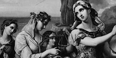 Torah, Midrash, Talmud: 7 Prophetesses tickets