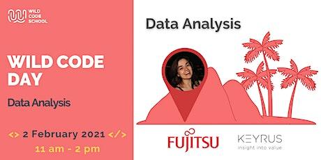 Wild Code Day - Data Analysis tickets