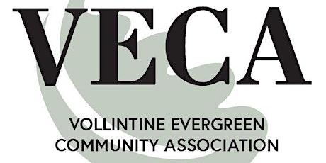 Vollintine Evergreen Community Association (VECA) Annual Meeting tickets