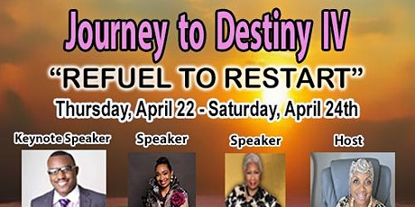 Journey to Destiny IV Virtual Conference tickets