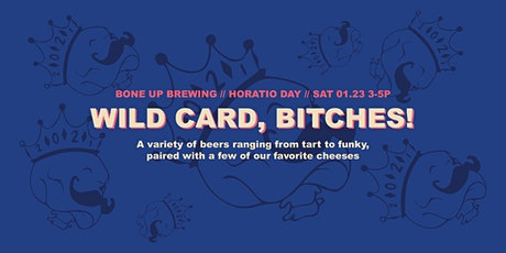 Horatio Day Session 2: Funky Beer x Cheese Board tickets