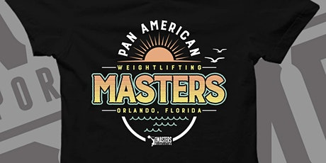 2021 Pan American Masters Weightlifting Championships tickets