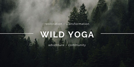 WILD 2021 Yoga Classes tickets