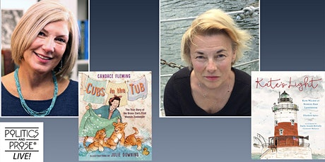 P&P Live! Candace Fleming & Elizabeth Spires-CUBS IN THE TUB & KATE'S LIGHT tickets