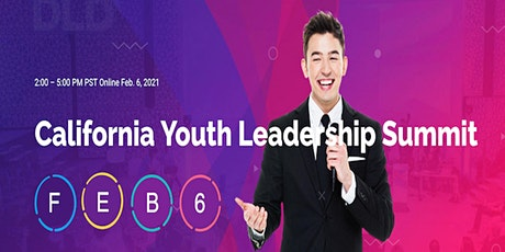 California Youth Leadership Summit tickets