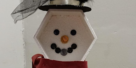 Cultural Creations - Build Your Own Snowman with Paula Ludwig tickets