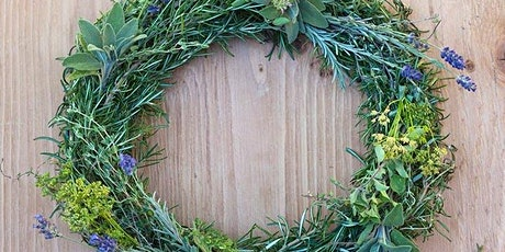 DIY Holiday Farm Wreath Making tickets