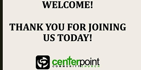 Centerpoint Sunday Service tickets