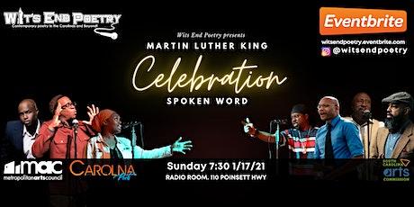 Martin Luther King Spoken Word Celebration tickets