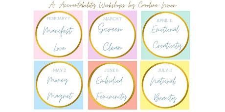 A+ Accountability Workshop Series tickets