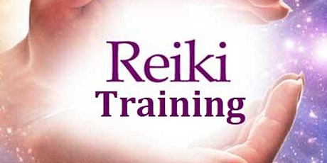 Reiki II Certification Online Live Session tickets