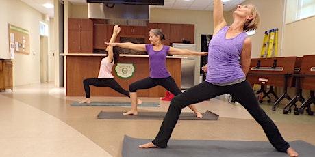 Open Level Yoga w/ Dominique tickets
