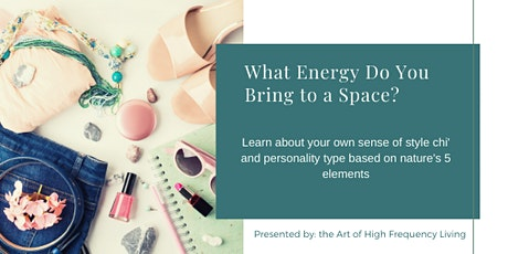 What Is Your Feng Shui Personality Type and Style? tickets