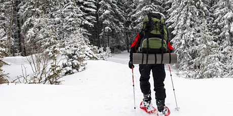 Winter Backpacking tickets