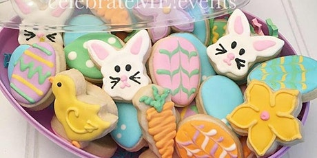 Easter Sugar Cookies at Fran's Cake and Candy Supplies tickets