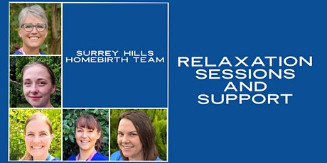 Homebirth Team Relaxation & Support tickets