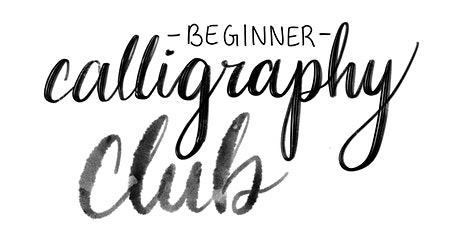 4 Weeks Beginner's Calligraphy & HandLettering Club  @1PM (Ages 7+) tickets