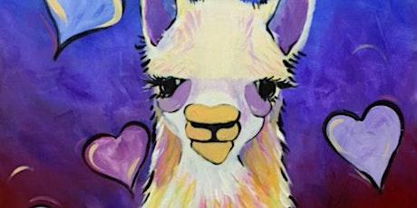 Llama Love, Fri Feb 5, 2021, 6:30pm tickets