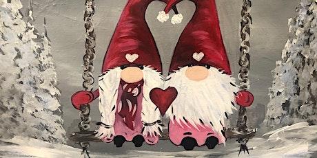 Valentine Gnomes, Sat, Feb 6, 2021 6:30p, tickets