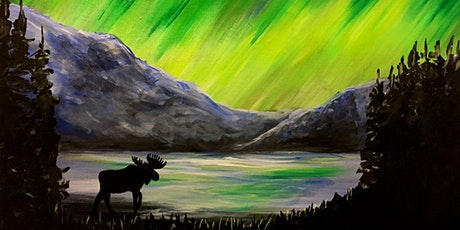 Northern Lights Moose, Tues, Feb 16, 2021 6:30pm tickets