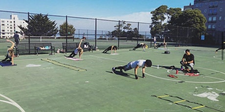Outdoor Boxing and HIIT Class tickets
