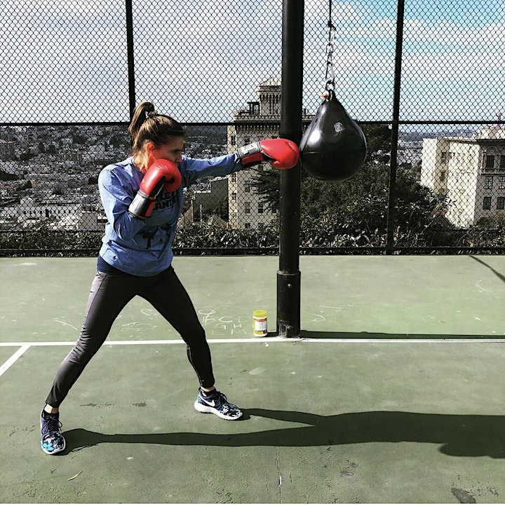Outdoor Boxing and HIIT Class image