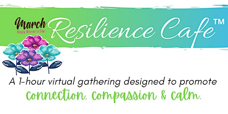 Resilience Cafe - What is Gesturing? tickets