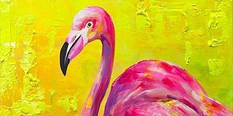 Paint & Relax: The Flamingo tickets