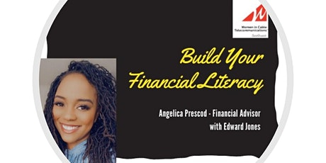 Build Your Financial Literacy with Angelica Prescod tickets