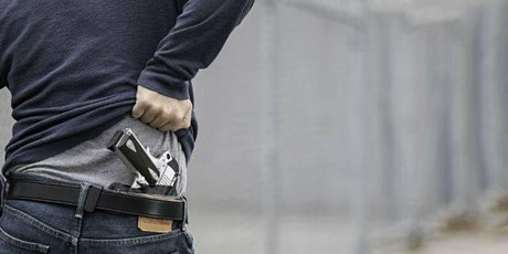 Jan 30th EVENING 2021 - Free Concealed Carry Class tickets