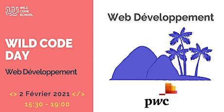 Wild Code Day - Web Développement tickets