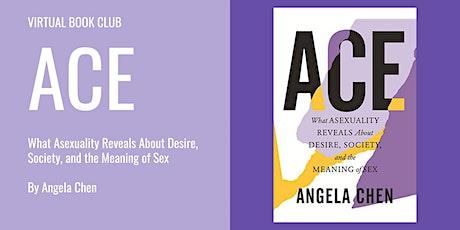LGBTQ+ Virtual Book Club | Ace Tickets