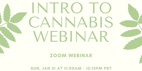 Intro to Cannabis tickets