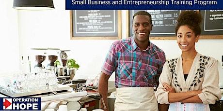 Operation HOPE'S - Small Business Development Program- Boss UP! tickets