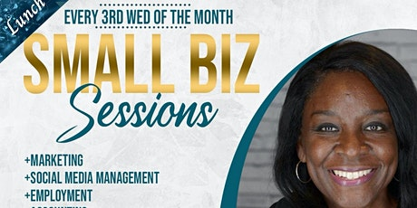 Free Small Business Session tickets