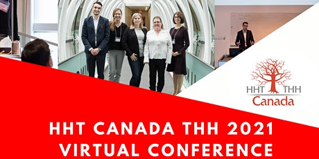 2021 HHT Canada THH Virtual Patient Conference tickets