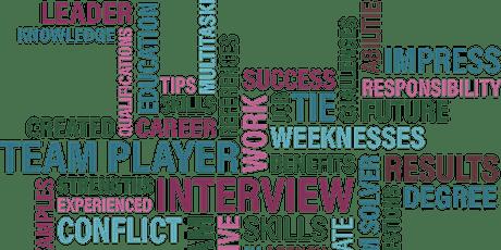 Job Interview Skills - 3 hours tickets