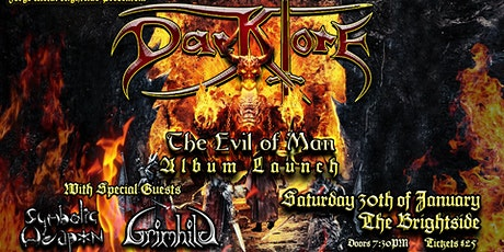 Darklore 'The Evil Of Man' Album Launch tickets