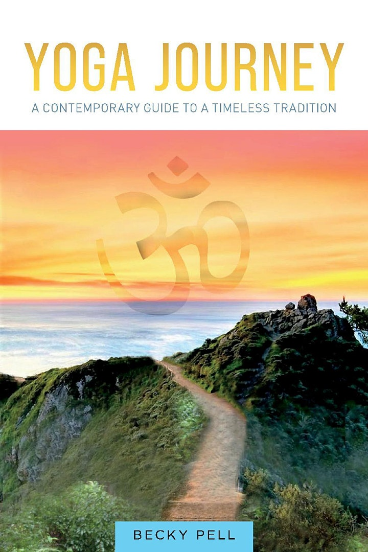 'Yoga Journey - a Contemporary Guide to a Timeless Tradition' Book Launch image