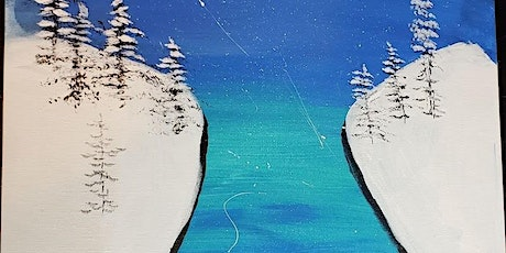 Free Virtual Painting Class - Snowy Escapade tickets