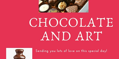Chocolate And Art Show tickets