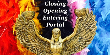 New Year Portal Opening & Entry 2021 tickets