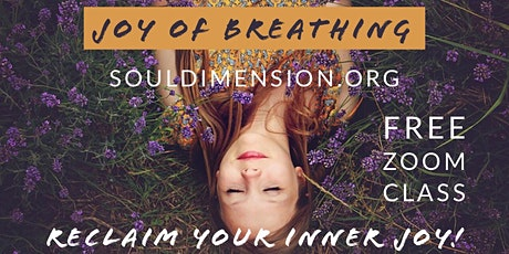 Breathwork Class | Joy of Breathing tickets